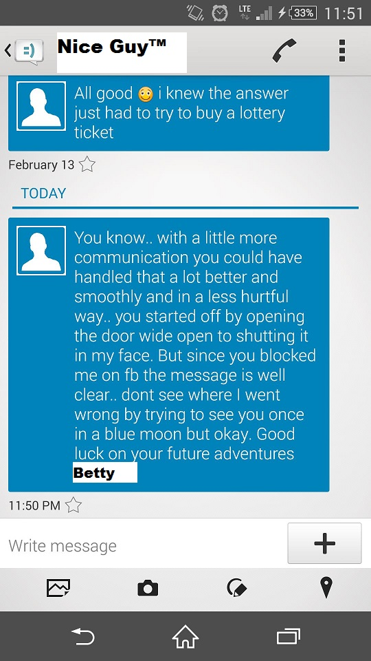 Also note the lame-ass text displayed at the top, undoubtedly in response to an earlier rejection.