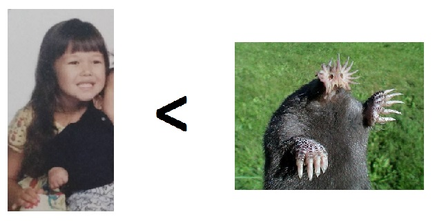 sam vs mole